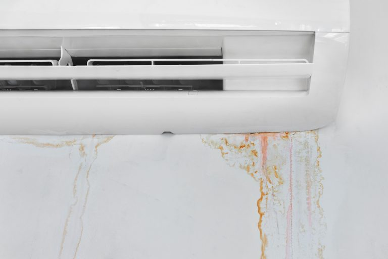air conditioner leaking water
